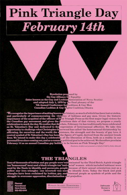 gayhalifax pink triangle day